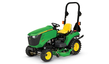 1 Family John Deere Compact Utility Tractor