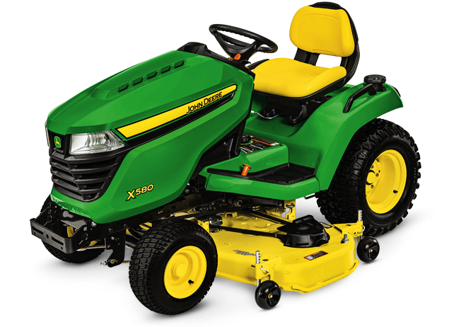John Deere X580 Riding Lawn Tractor