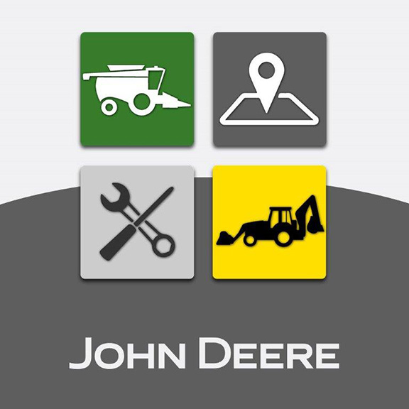 John Deere Mobile App Center