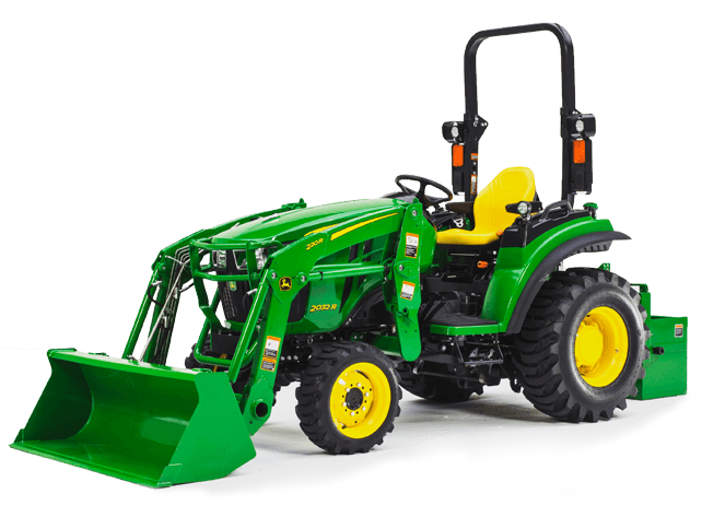 2032R Compact Utility Tractor (2017)