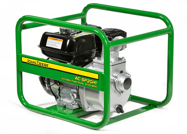 AC-SP2GS1 126cc Water Pump