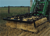 AB16 Series Bale Forks