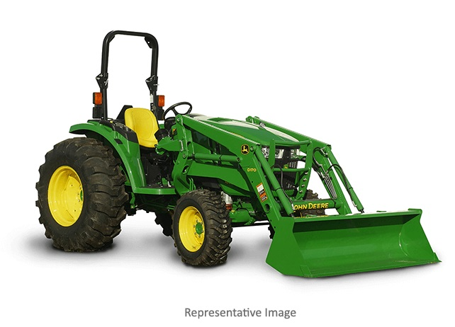4044M Compact Utility Tractor