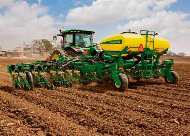 Planter or Drill Rebuild Starting June 1