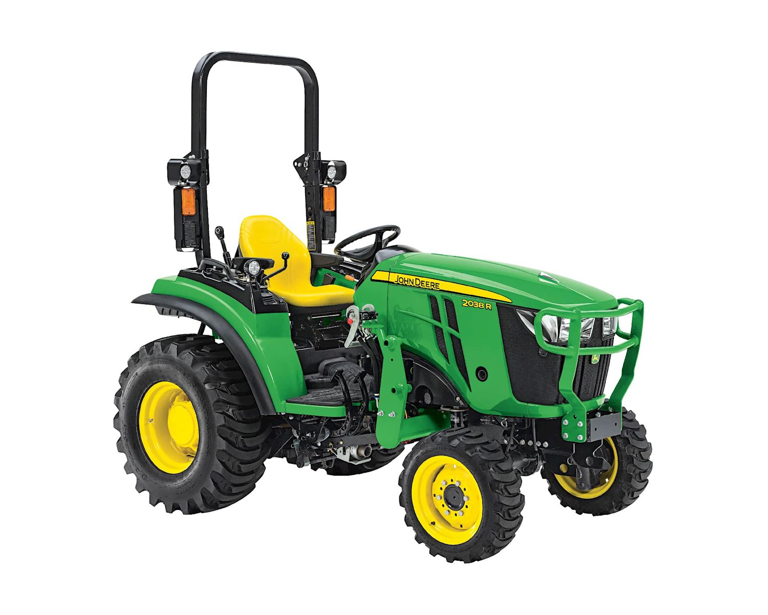 2 series john deere compact tractor for sale