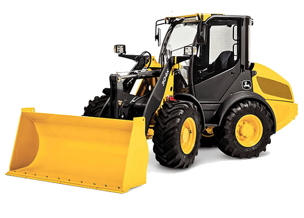 JOHN DEERE Wheel Loader