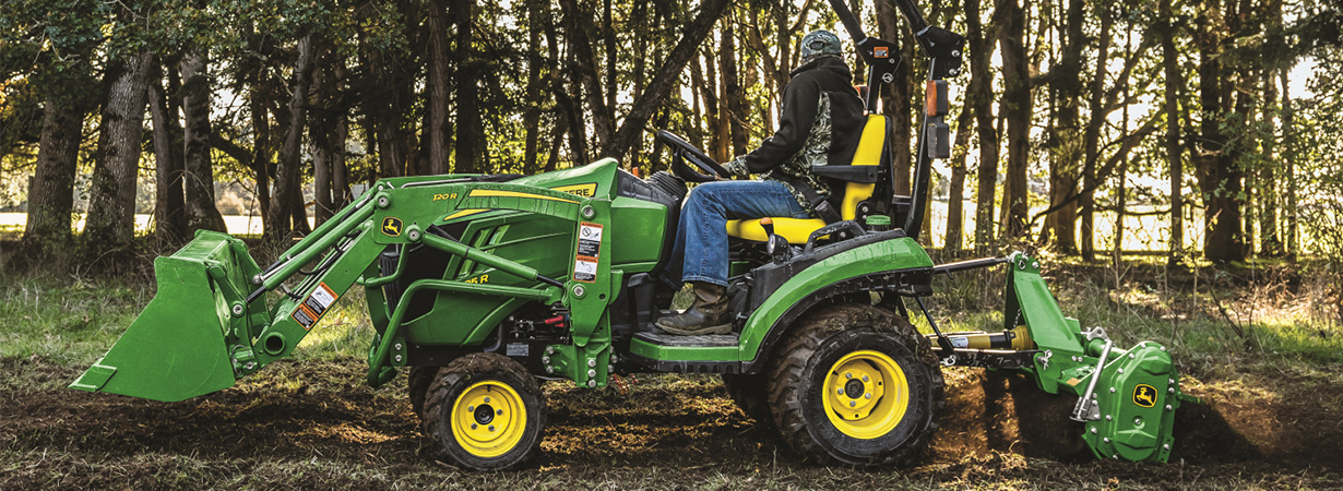 Year-end Compact Utility Tractor Sale