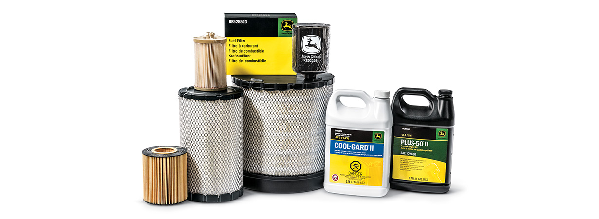 Oil and Filter Sale at Kenn-Feld Group