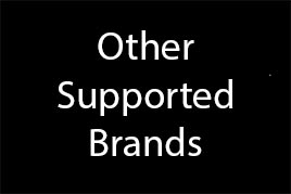 Other Supported Brands