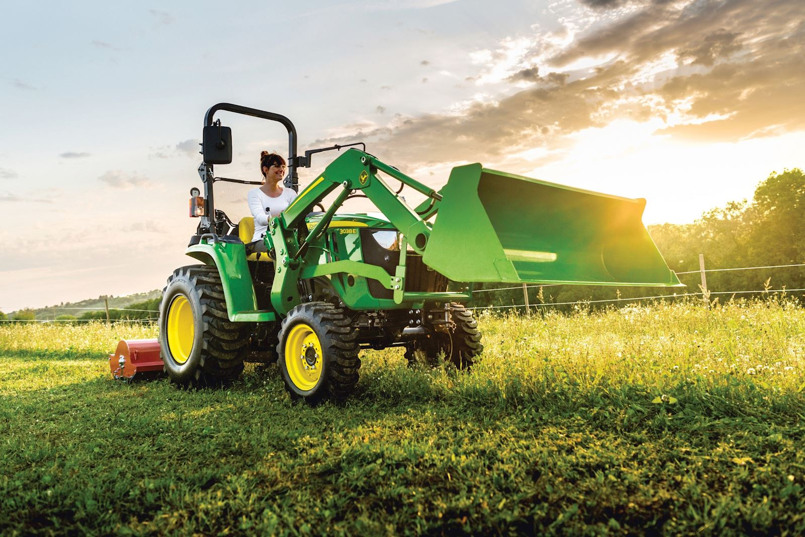 Compact Utility Tractor Sale