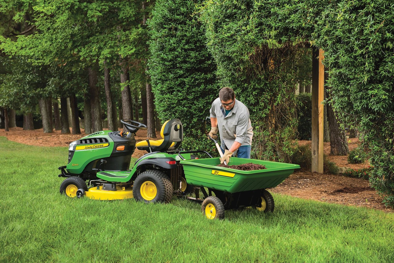 Residential Lawn Mowers Sale