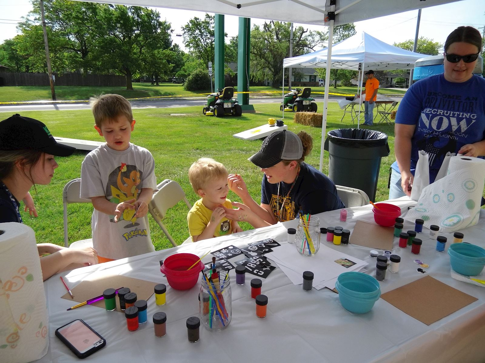 Archbold Kids Day of Play