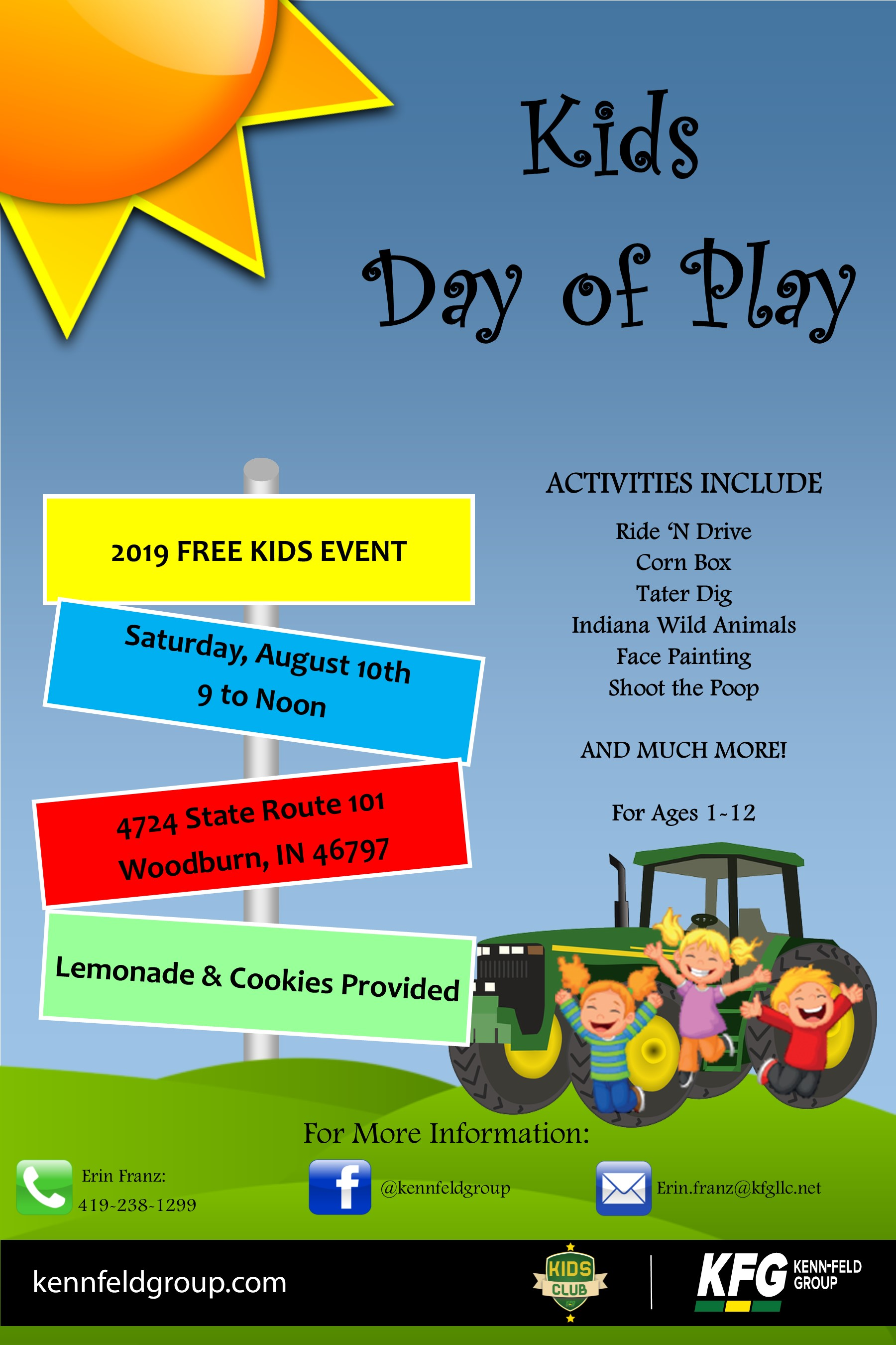 Kids Day of Play