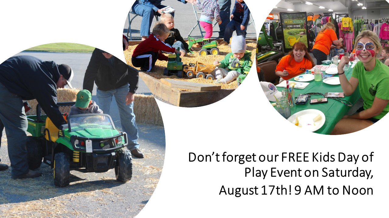 van wert kids day of play games free event kids club
