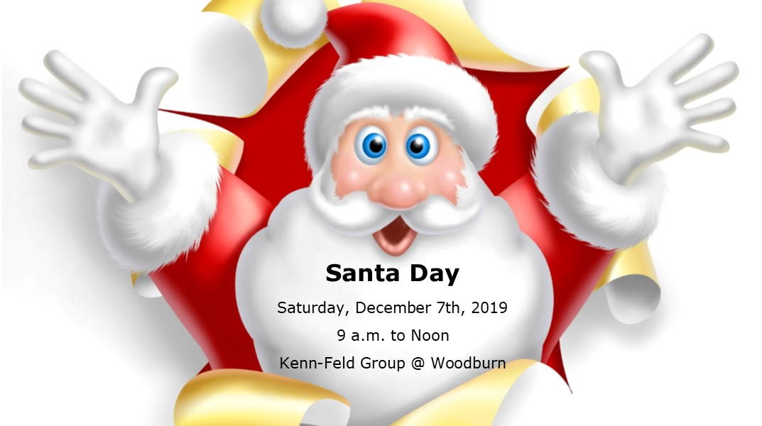 Santa Day Kid Friendly Free Event