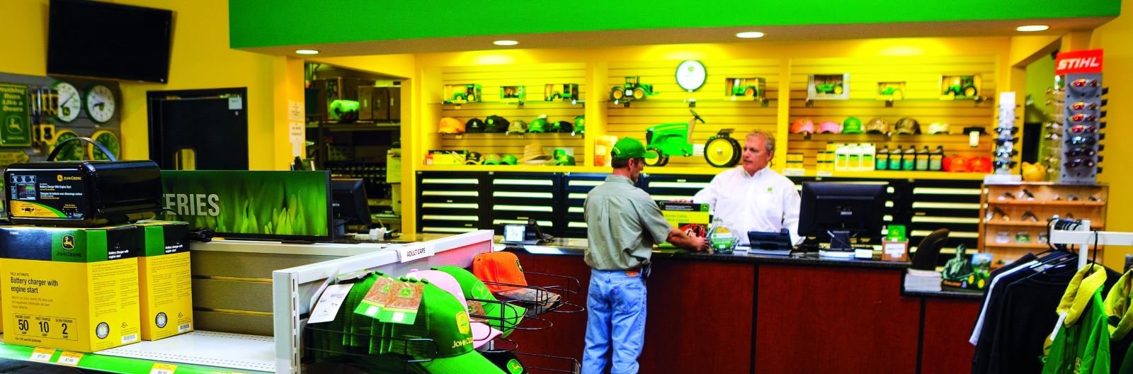 John Deere Parts, solve parts issues, we have parts
