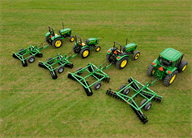 DH15 Series Disk Harrows